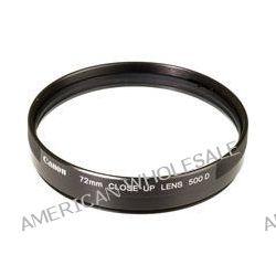 Canon  72mm 500D Close-up Lens 2823A001 B&H Photo Video