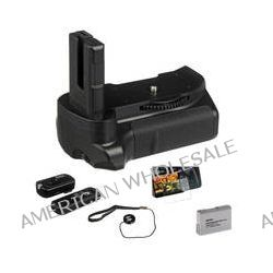 Vello  Nikon D5100 & D5200 Accessory Kit  B&H Photo Video