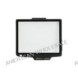 Vello Snap-On LCD Screen Protector for Nikon D90 SPSO-ND90 B&H