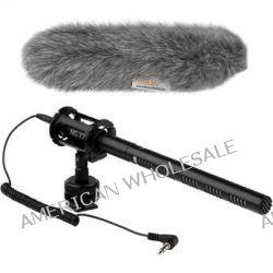 Senal MS-77 DSLR/Video Mini Shotgun Microphone & MS-77K B&H
