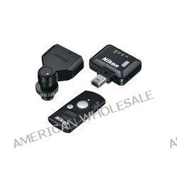 Nikon WR-R10/WR-T10/WR-A10 Wireless Remote Adapter Set 27106 B&H