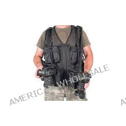 THE VEST GUY Urban 5 Mesh Photo Vest (Large, Black) 10395BML B&H