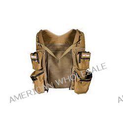 THE VEST GUY Scott Bourne Mesh Photo Vest (Large, Black)