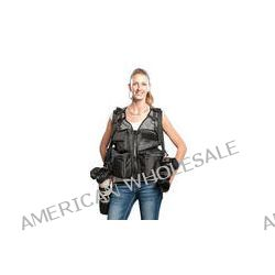 THE VEST GUY Wedding Photographer Mesh Photo Vest 500026CML B&H