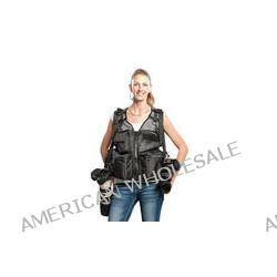 THE VEST GUY Wedding Photographer Mesh Photo Vest 500026BML B&H