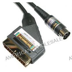 Sega Master System High Quality RGB Scart Lead Video Cable TV Lead 2mtr long