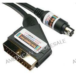 Sega Megadrive II 2 High Quality RGB Scart Lead Video Cable TV Lead Stereo Sound