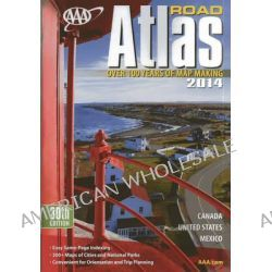 AAA Road Atlas by AAA Publishing, 9781595085375.