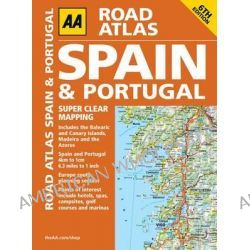AA Road Atlas Spain & Portugal 2011 by AA Publishing, 9780749564148.