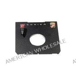 Linhof Flat Lensboard with Quicksocket for #0 Copal 001120 B&H