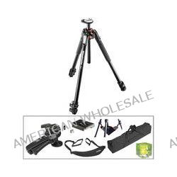 Manfrotto MT190XPRO3 Aluminum Tripod with 322RC2 Grip Ball Head