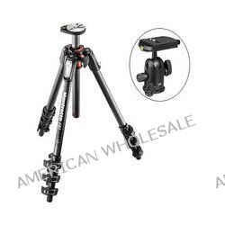 Manfrotto MT190CXPRO4 Carbon Fiber Tripod with 498RC4 Midi Ball