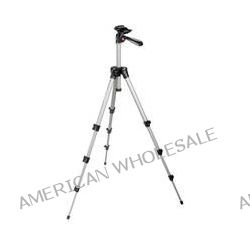 Manfrotto MK393-H Photo-Movie Aluminum Tripod QR Kit MK393-H B&H