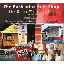 Barbadian Rum Shops, The Other Watering Hole by Peter Laurie, 9780230027138.