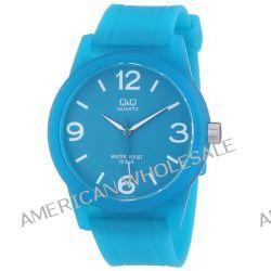 Q&Q Unisex-Armbanduhr MADEIRA Analog Quarz Plastik VR35J004Y
