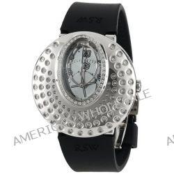 RSW Damen-Armbanduhr Moonflower Analog Automatik Kautschuk 7130.BS.R1.5.F1
