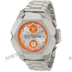 RSW Herren-Armbanduhr XL Nazca Analog Automatik Edelstahl 4450.MS.S0.58.00