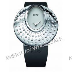 RSW Damen-Armbanduhr Moonflower Analog Kautschuk 7130.BS.R1.Q22.00