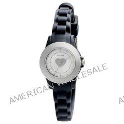 Pilgrim Damen-Armbanduhr XS Analog Quarz Kautschuk 701346108