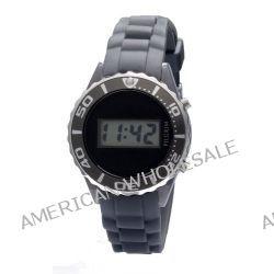 Pilgrim Damen-Armbanduhr Versilbert Grau Digital 780-291
