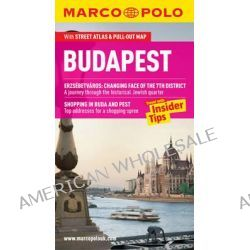 Budapest Marco Polo Guide, Marco Polo Guides by Marco Polo, 9783829706544.