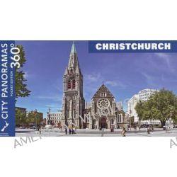 Christchurch, City Panoramas 360 by Helga Neubauer, 9781877339271.