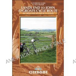 End to End Cycle Route, Land's End to John O' Groats by Nick Mitchell, 9781852846701.
