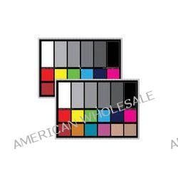 DGK Color Tools DKK Color Calibration Chart Set DKK SET OF 2 B&H