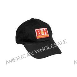 B&H Photo Video Logo Baseball Cap (Black) BH-CAP-B B&H Photo
