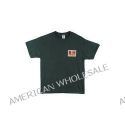 B&H Photo Video Web Logo T-Shirt (Medium, Green) BHW-TGRM B&H