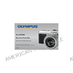 Olympus 2 Year Extended Warranty for Olympus E-P1 Digital 260961