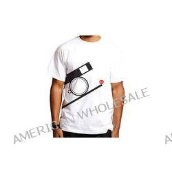 Leica Bauhaus T-Shirt (Small, Black on White) 94116 B&H Photo
