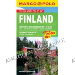 Finland Marco Polo Guide, Marco Polo Guides by Marco Polo, 9783829706605.