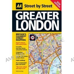Greater London, AA PUBLISHING by AA Publishing, 9780749572655.