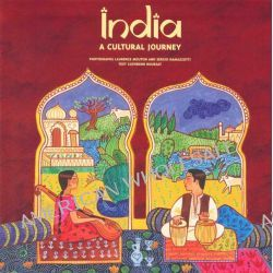India, A Cultural Journey by Laurence Mouton, 9781587592171.