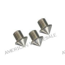 FEISOL Three Short Stainless Steel Spikes SHORT SPIKE B&H Photo