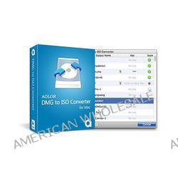 Aolor Software DMG to ISO Converter for Mac DMGTOISOMAC B&H