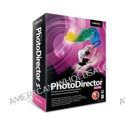 CyberLink PhotoDirector 5 Ultra Software PHOTODIRECTOR5 B&H