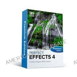 onOne Software Perfect Effects 4 Premium Edition PEFE-40001 B&H