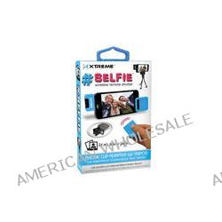 Xtreme Cables Selfie Wireless Remote Shutter (Blue) 51932 B&H