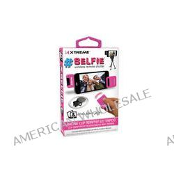 Xtreme Cables Selfie Wireless Remote Shutter (Pink) 51931 B&H