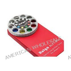 Holga Lens Filter and Case Kit for iPhone 4/4S (Red) 400141 B&H