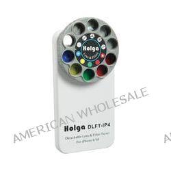 Holga Lens Filter and Case Kit for iPhone 4/4S (White) 400111