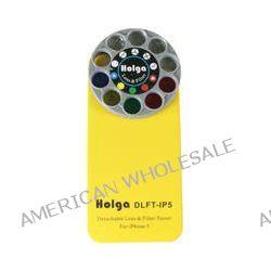 Holga DLFT-IP5 Phone Case for iPhone 5 (Yellow) 500120 B&H Photo