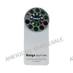 Holga DLFT-IP5 Phone Case for iPhone 5 (White) 500130 B&H Photo