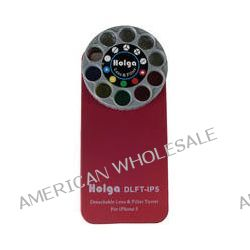 Holga DLFT-IP5 Phone Case for iPhone 5 (Red) 500140 B&H Photo
