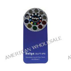 Holga DLFT-IP5 Phone Case for iPhone 5 (Blue) 500150 B&H Photo