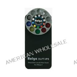 Holga DLFT-IP5 Phone Case for iPhone 5 (Black) 500110 B&H Photo