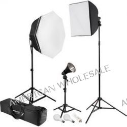 Westcott  uLite 3-Light 1100W Tungsten Kit 445 B&H Photo Video