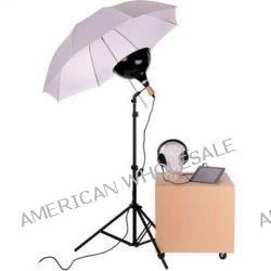 Impact  One Floodlight Umbrella Kit 401471 B&H Photo Video